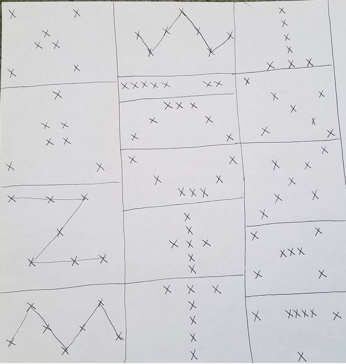 Formations for 7